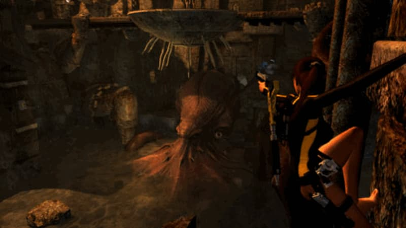 Tomb Raider Underworld Fly Tool Celestialsignature